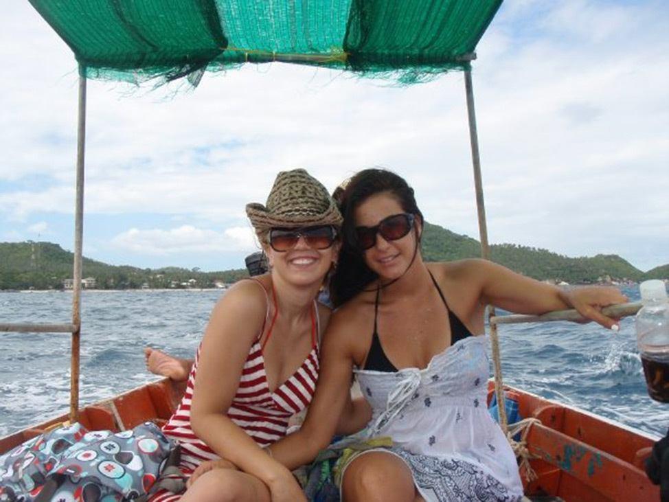 Koh Nang Yuan boat trip