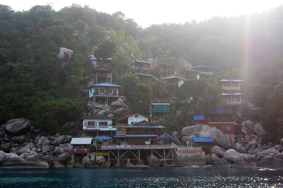 View Rock resort