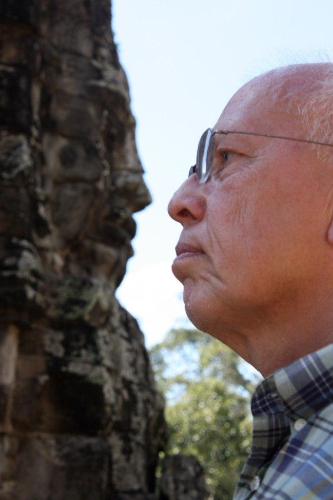 Bayon Angkor Wat