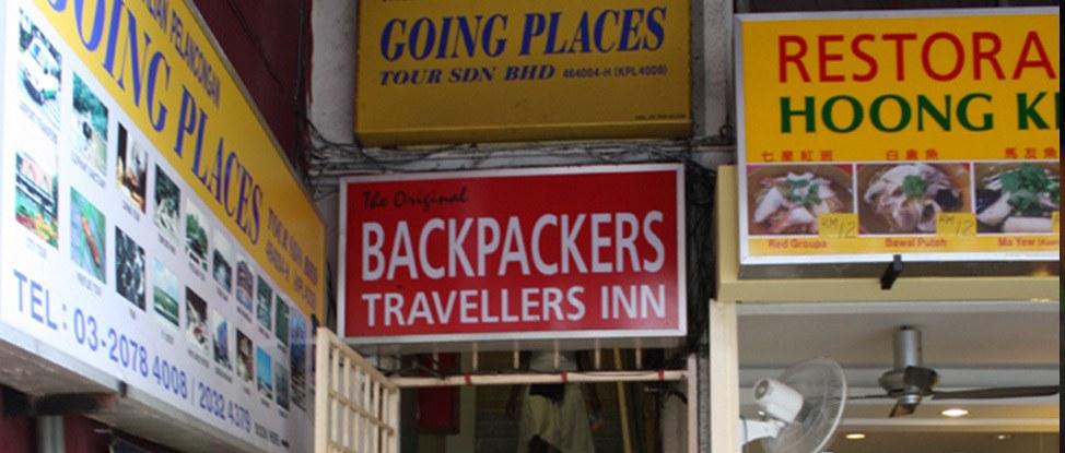 Kuala Lumpurs Backpacker Travellers Inn