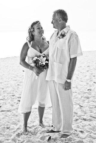 Governors Beach Wedding