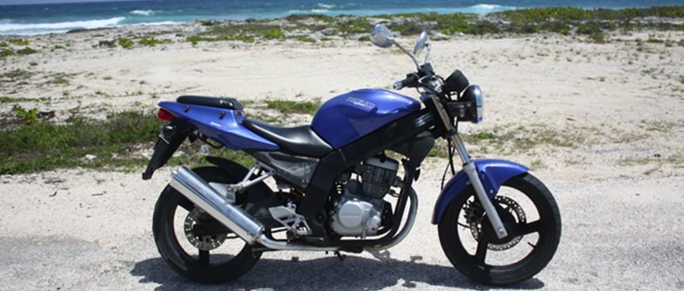 Grand Cayman Motorbike