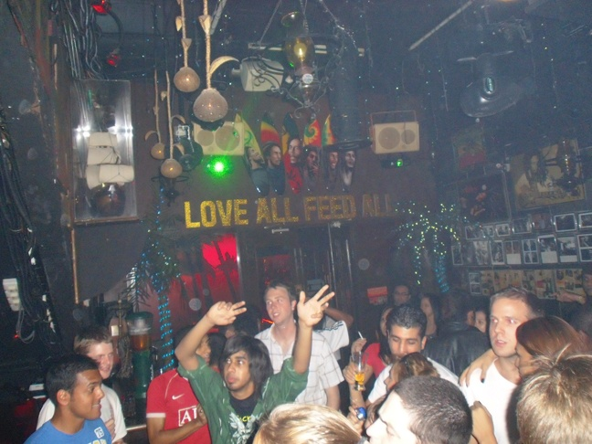 Kuala Lumpur Reggae Bar