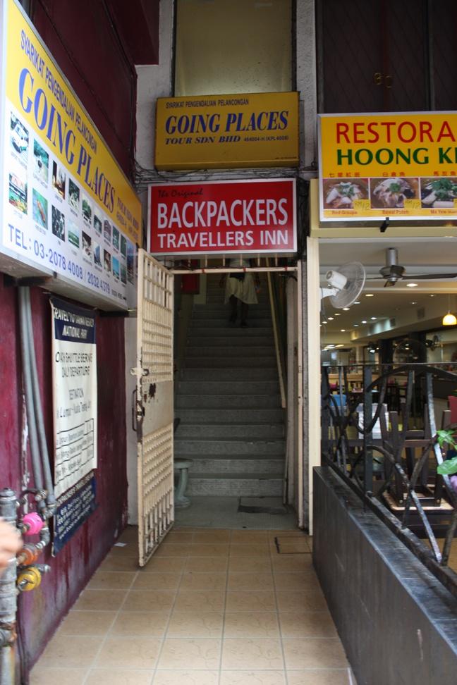 Kuala Lumpur Backpackers Travellers Inn