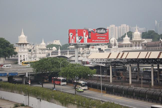 Kuala Lumpur Skypline