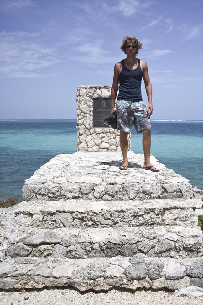 Grand Cayman Monument