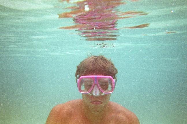 Underwater Disposable Camera