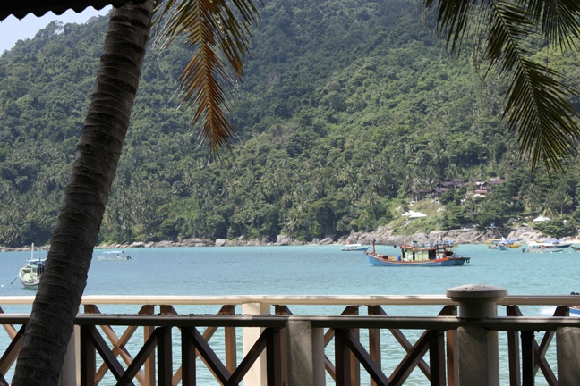 Moonlight Chalets Perhentian Kecil View