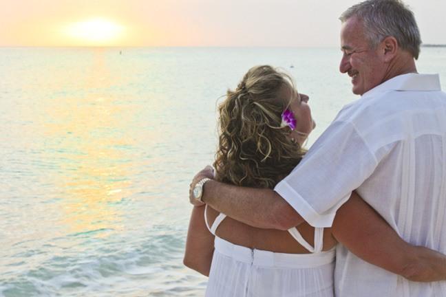 governer's beach wedding