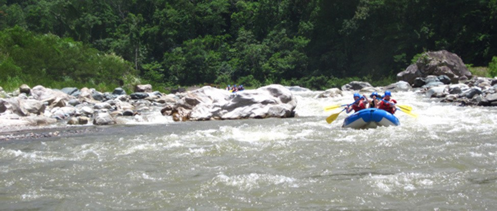 Jungle Adventures: Rafting, Ziplining, and Hiking Honduras thumbnail