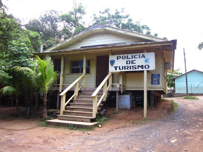 Roatan Tourist Police