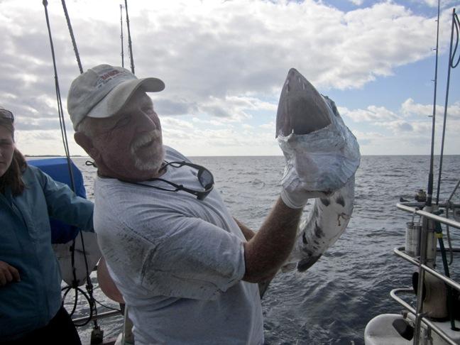 Fishing Blackbeard's Cruises