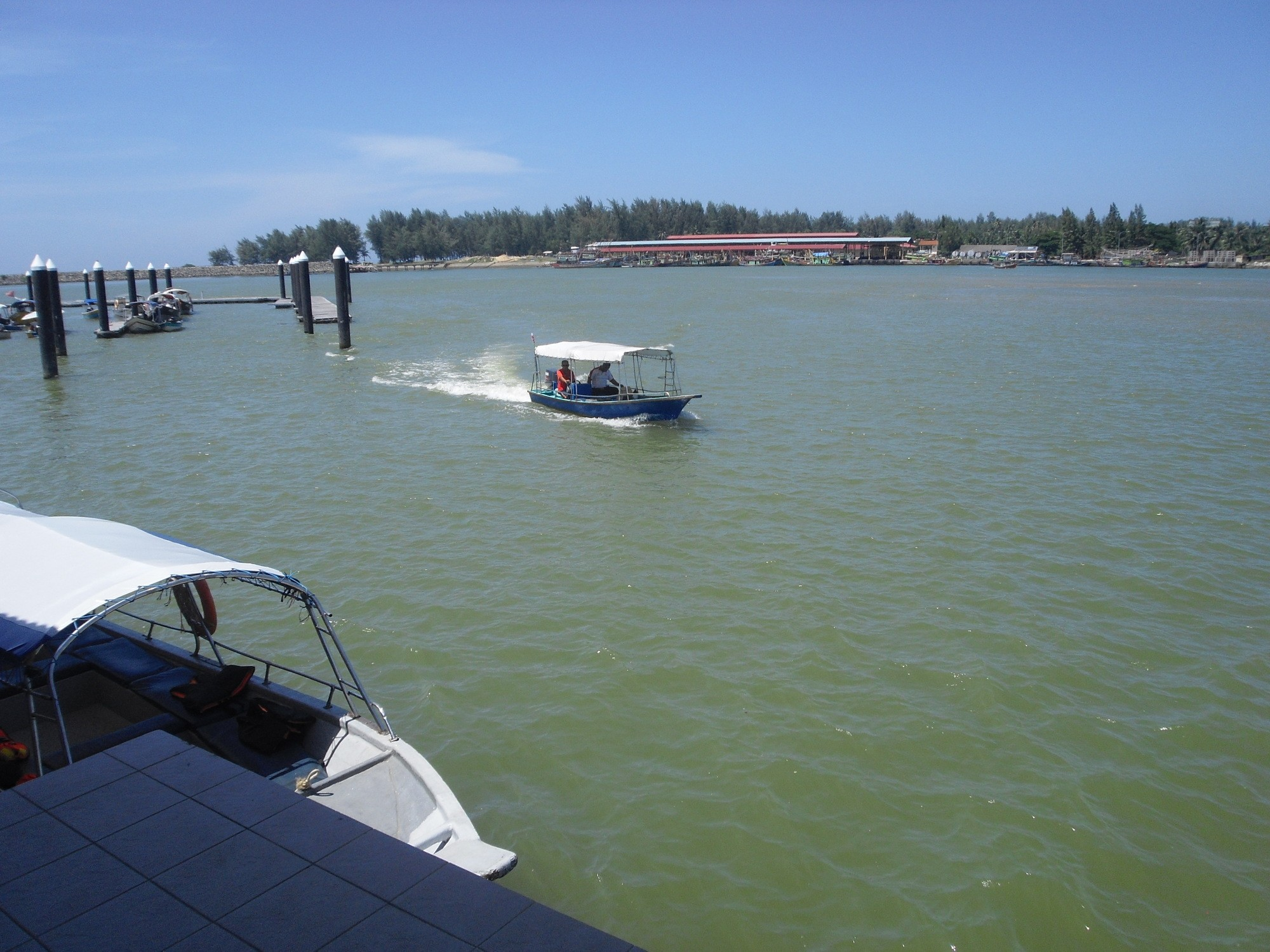 Perhentian Speed Boat