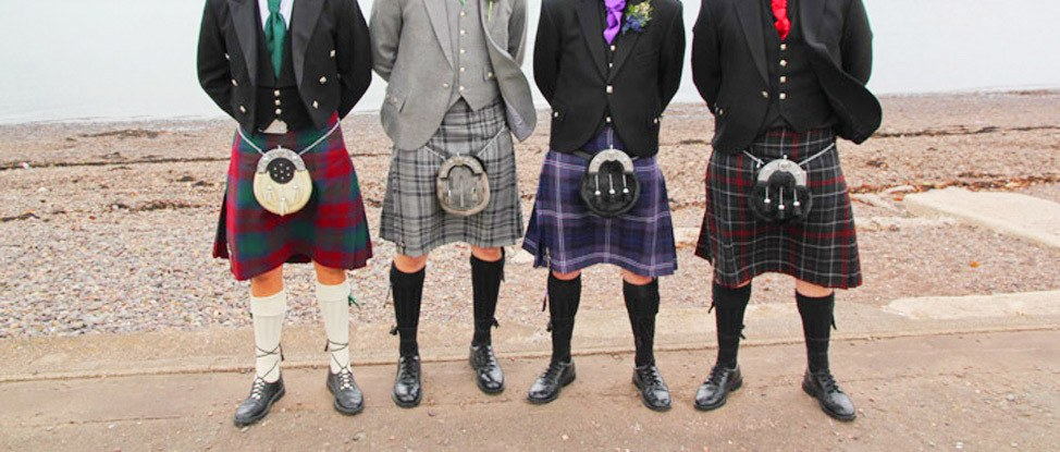 Dressed to Kilt: A Scottish Wedding Story thumbnail