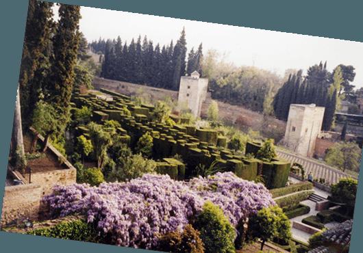 Generalife, The Alhambra, Spain