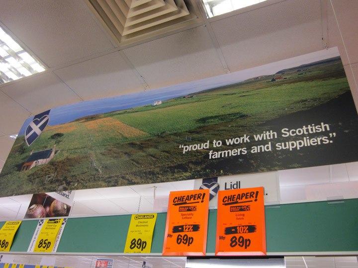 Scottish Grocery Store