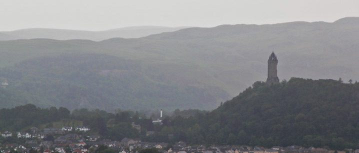 Scottish Pride and The Wallace Monument thumbnail