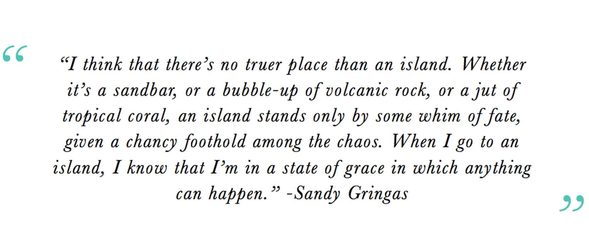 Travel Quotes: Islands thumbnail