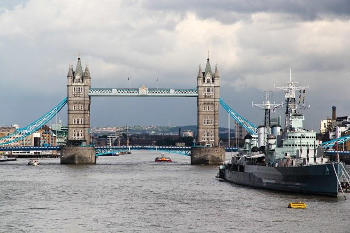 Tower of London Bridge