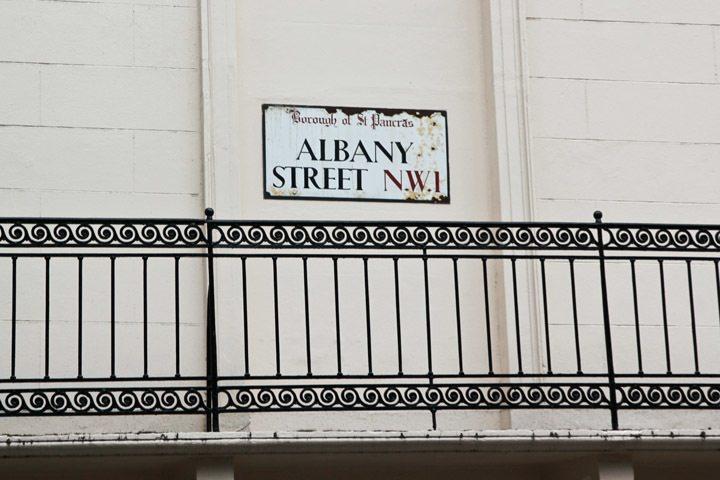 Albany Street, London