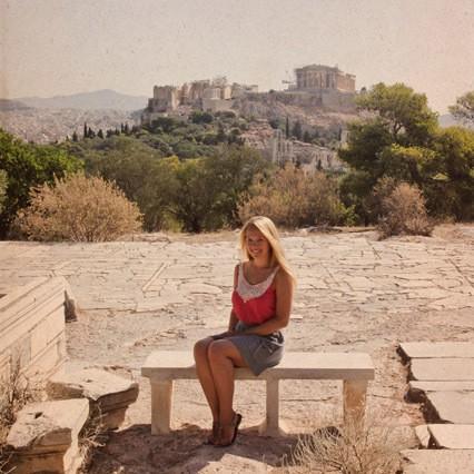 Philopappou Hill, Athens