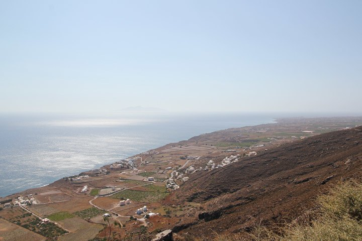 Santorini East Coast