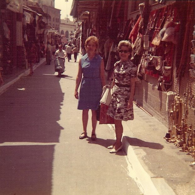 Markets in Athens 1967