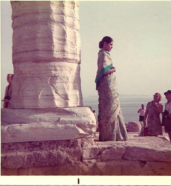 Temple of Poseiden, Athens