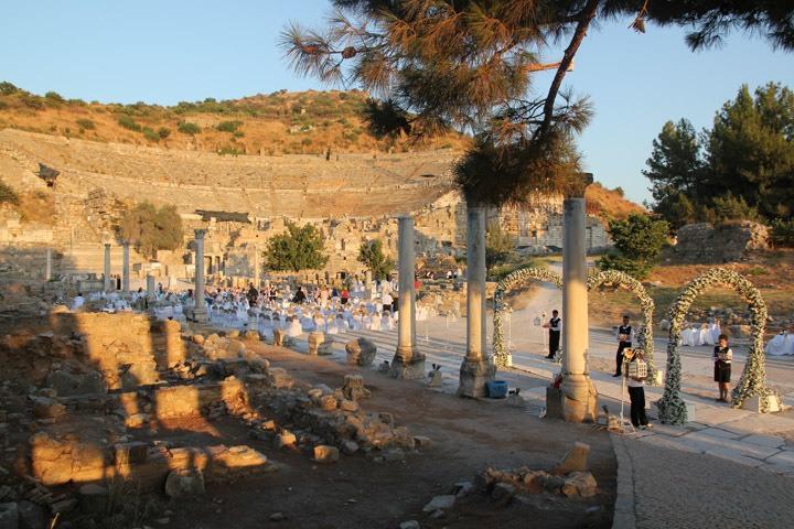 Silversea Concert at Ephesus
