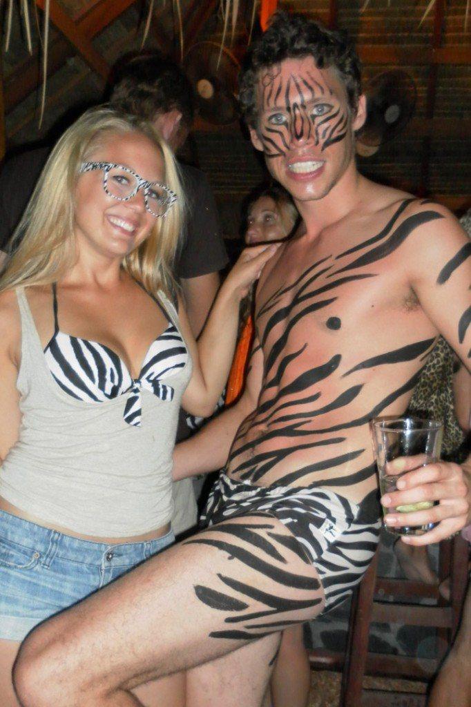 Zebra Costumes