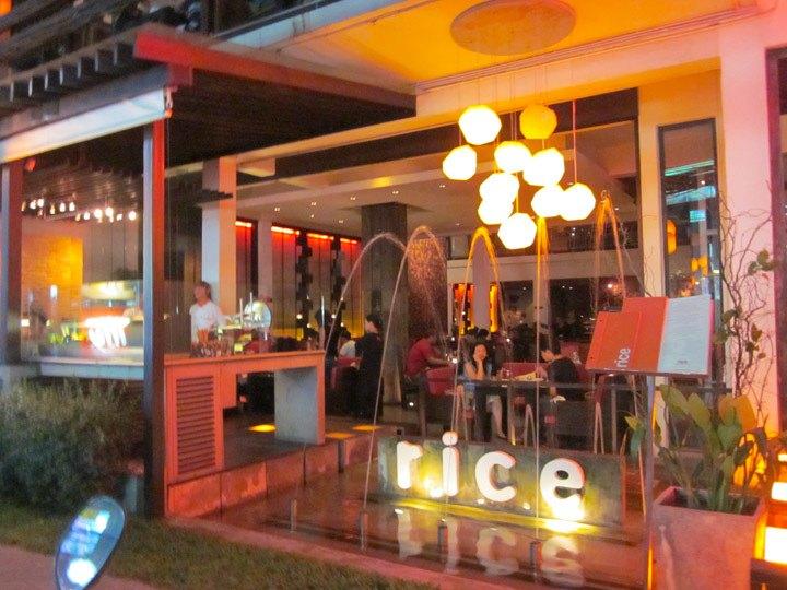 Rice, Koh Samui