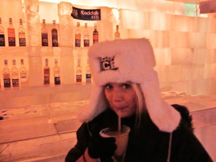 Ice Bar Koh Samui