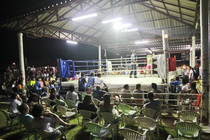 Koh Tao Muay Thai