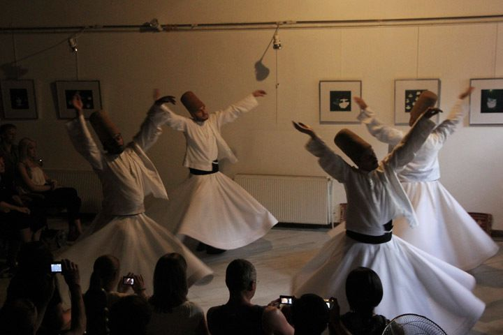 Whirling Dervish Istanbul