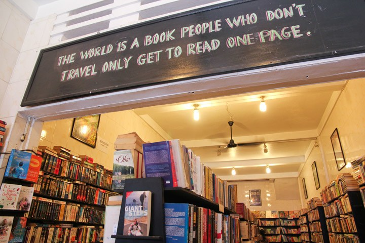 Phnom Penh Bookstore