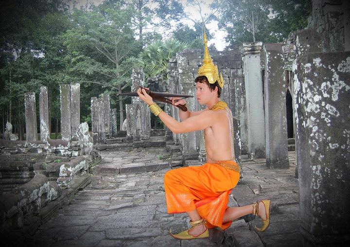 Khmer Portraits