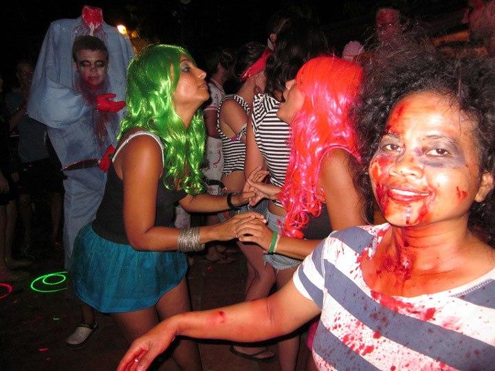 Sihanoukville Halloween