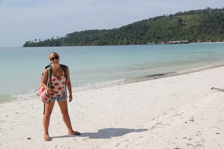 Alex in Wanderland in Cambodia