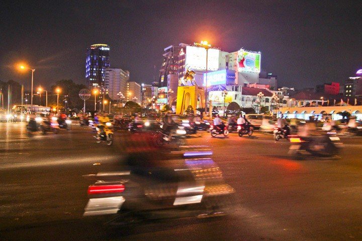 Nightlife in Vietnam