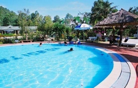 Thap Ba Hot Springs Nha Trang