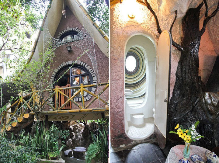Crazy House, Dalat, Vietnam