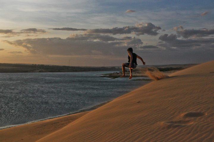 Sand Dunes, Mui Ne, Vietnam