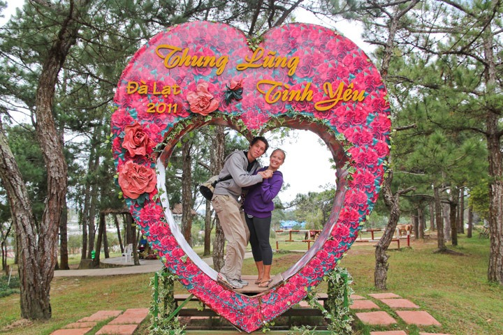 Valley of Love, Dalat, Vietnam