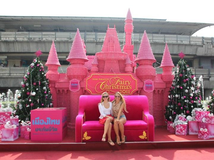 Bangkok Christmas Decorations