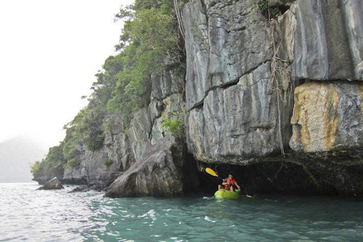 Ang Thong Marine Park