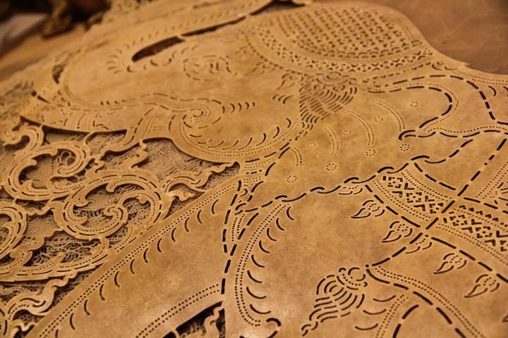 Mystical Leather Carvings Koh Samui