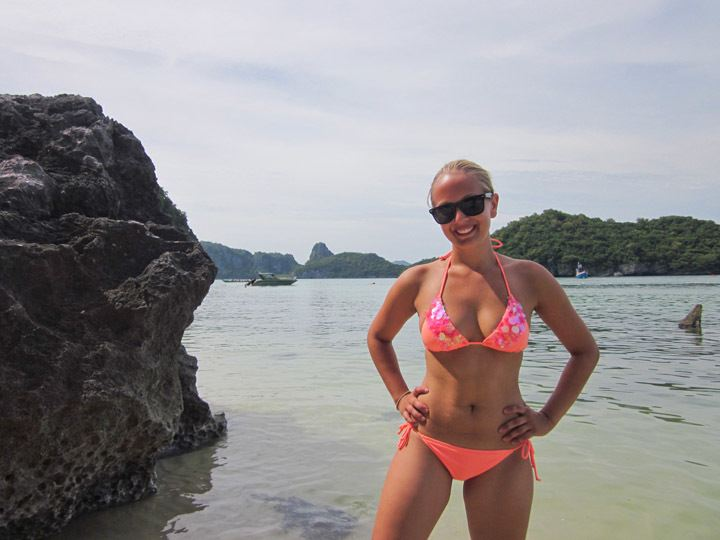 Gaining Weight Abroad