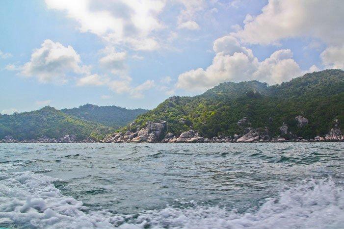 Koh Tao Longtail Trip