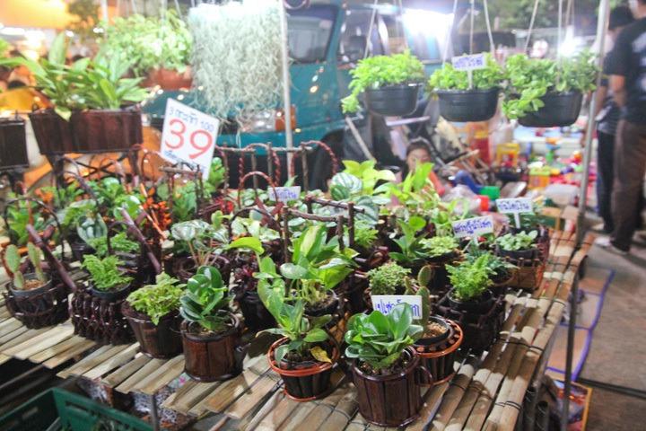 Bangkok's Vespa Market