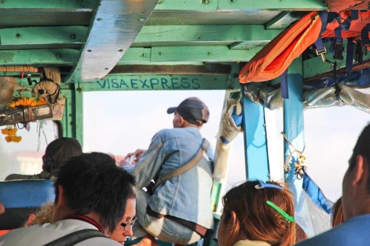 Visa Run To Burma